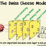 مدل پنیر سوئیسی در پیشگیری از ابتلا به کورونا